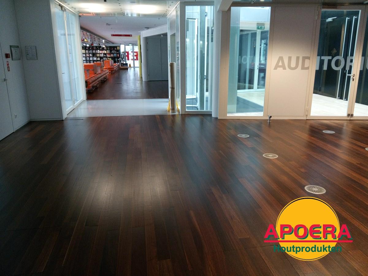 Eiken houten vloer schoonmaken houten vloeren almere