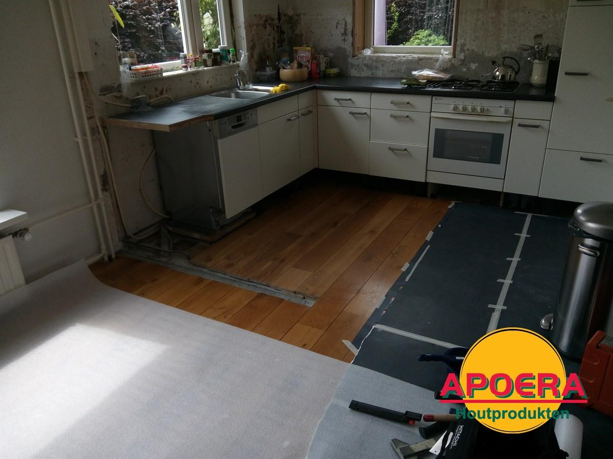 Eiken houten vloer repareren apoera vloeren en onderhoud