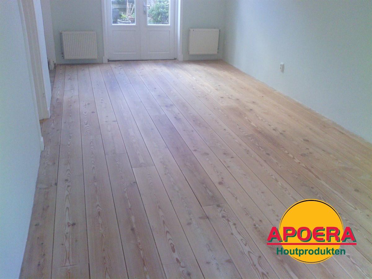Houten Vloer Vuren : Houten vloer schuren en behandelen apoera vloeren en onderhoud